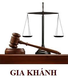 Công ty luật Gia Khánh